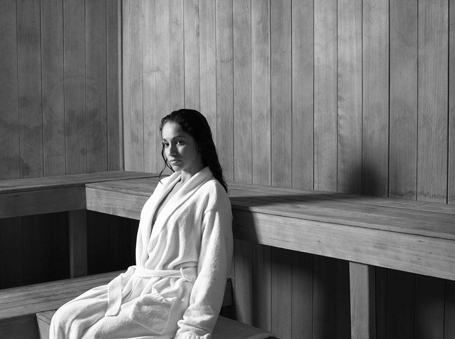 Servicio de Sauna